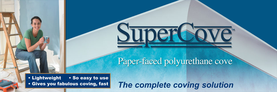 SuperCove - the complete coving solution